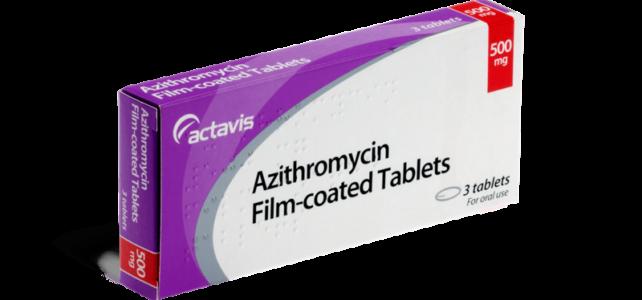 Köpa Azithromycin receptfritt