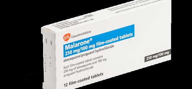 Köpa Malarone receptfritt